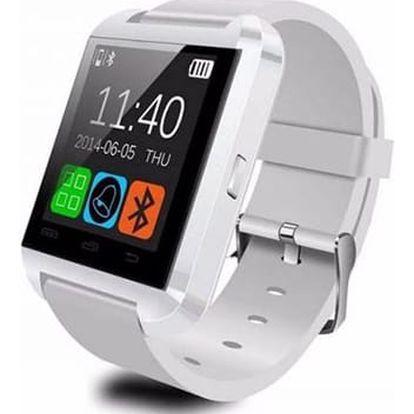Bluetooth hodinky SmartWatch ve 2 barvách