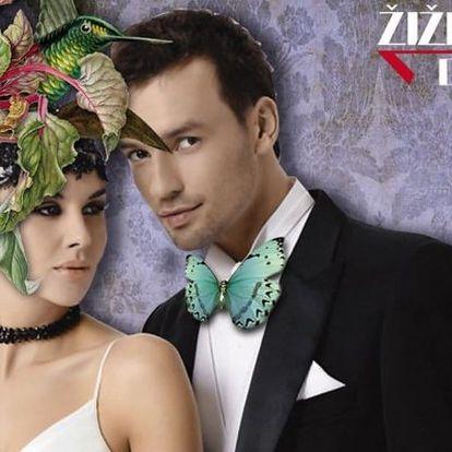 Vstup na ples Žižkovského divadla Járy Cimrmana