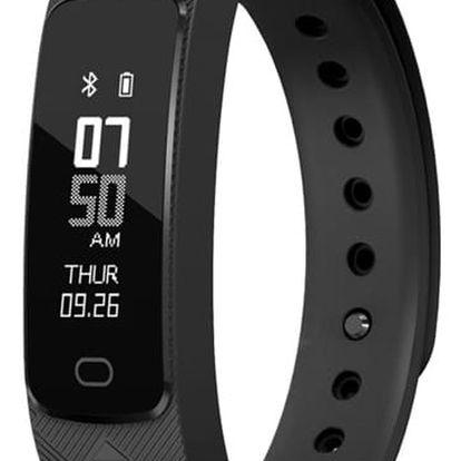 Fitness náramek Evolveo FITBAND B2 pro měření krevního tlaku a tepové frekvence (FTD-B2)