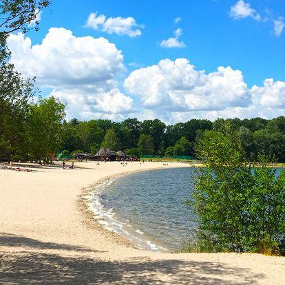 3-6 dní na chatě u Máchova jezera až pro 11 osob