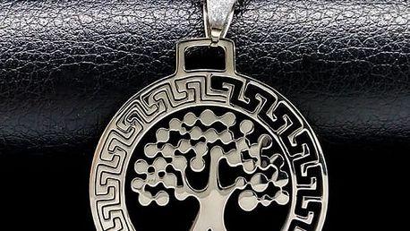 Unisex náhrdelník - strom života