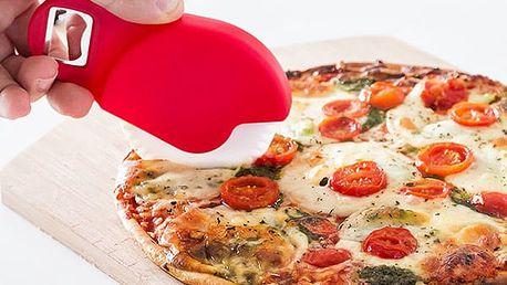 Kráječ na Pizzu s Otvírákem Bravissima Kitchen