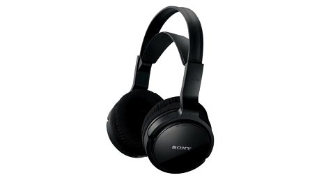 Sluchátka Sony MDRRF811RK.EU8 černá (MDRRF811RK.EU8)