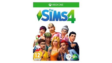 EA Xbox One The Sims 4 (EAX372901)