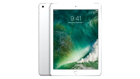 Dotykový tablet Apple iPad (2017) Wi-Fi + Cellular 128 GB - Silver + dárek (MP272FD/A)