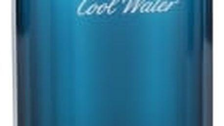 Davidoff Cool Water 125 ml voda po holení poškozená krabička pro muže