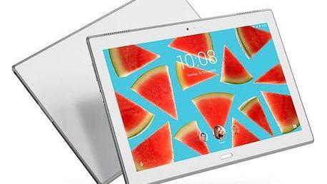 "Lenovo TAB4 10"" PLUS LTE 64 GB (ZA2R0090CZ) bílý"