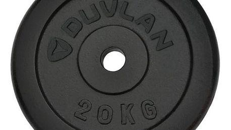 Duvlan ocel 20 kg- 30 mm