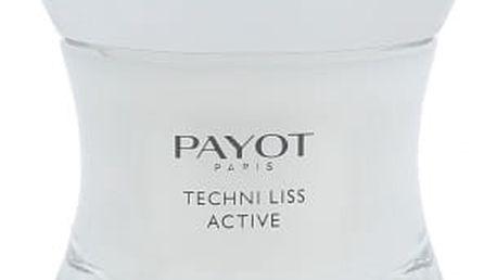 PAYOT Techni Liss Active Deep Wrinkles Smoothing Care 50 ml denní pleťový krém proti vráskám pro ženy