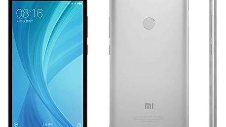 Xiaomi Redmi Note 5A Prime 32 GB Dual SIM CZ LTE (PH3624) šedý
