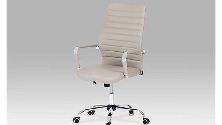 Kancelářská židle lanýžová KA-Z615 LAN1 Autronic