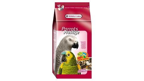 Versele-Laga Prestige Parrots pro velké papoušky 3 kg