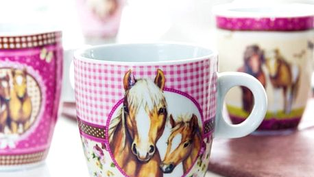 Hrnek Love Horses Bravissima Kitchen