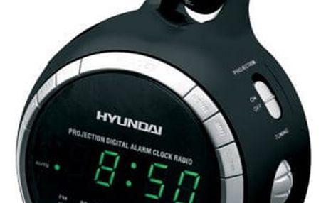 Radiobudík Hyundai RAC 878BG Projection černý