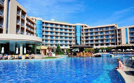 Bulharsko - Slunečné Pobřeží na 6 až 8 dní, all inclusive s dopravou Bratislavy nebo letecky z Prahy