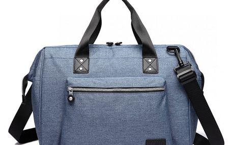 Mateřská modrá taška Melanie 1802