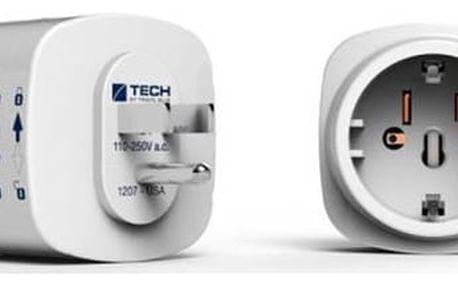 TECH TBU-930 pro USA bílý