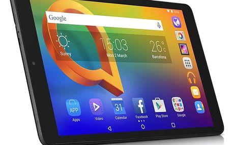 """Dotykový tablet ALCATEL A3 10"""" Wi-Fi 8079 černý + dárek (8079-2CALE15)"""