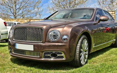 5. sraz veteránů Rolls-Royce, Bentley a dalších