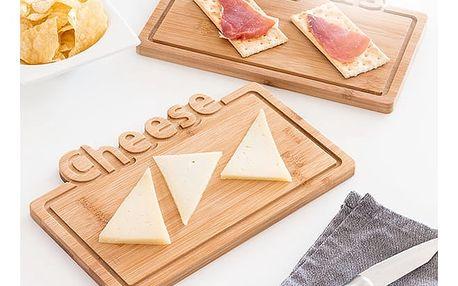 Bambusové Kuchyňské Prkénko TPCH TakeTokio