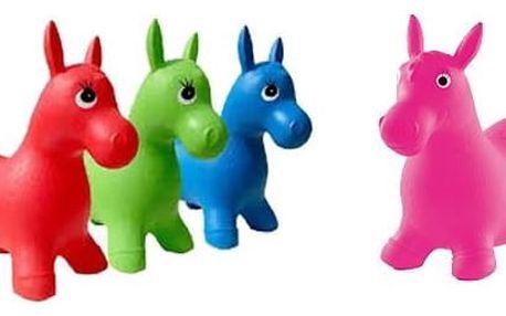 Nafukovací hopsadlo pro děti v různých barvách