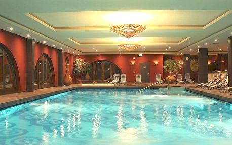 Ubytování s wellness kousek od Budapešti v 4 * hotelu
