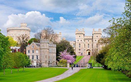 5denní zájezd pro 1 do Londýna za Harrym Potterem a návštěvou Windsoru