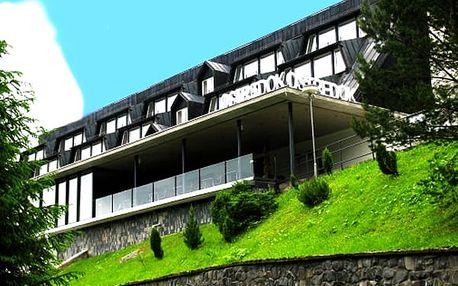 Wellness pobyt s polopenzí v 3*Hotelu Ostredok, sleva na masáže a do Staniškovské jeskyně.