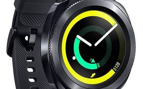 Samsung Gear Sport (SM-R600NZKAXEZ) černý