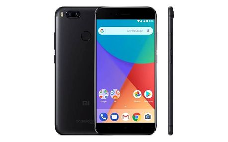 Xiaomi Mi A1 64 GB Dual SIM CZ LTE (PH3619) černý