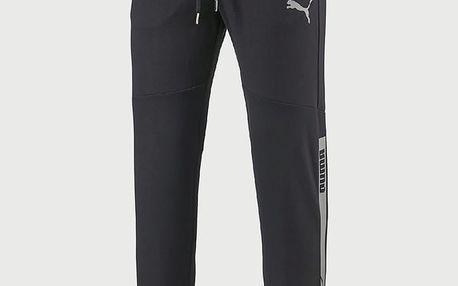 Tepláky Puma Active Tec Stretch Pants cl Černá