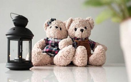 Plyšoví medvídci pro děti i dospělé