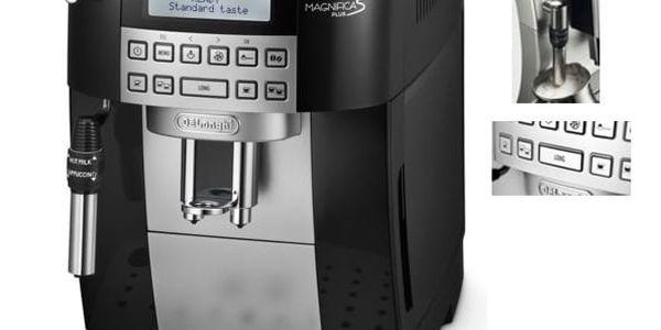 Espresso DeLonghi Magnifica Plus ECAM 22.323.B černé