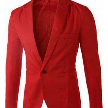 Pánské sako v mnoha barvách