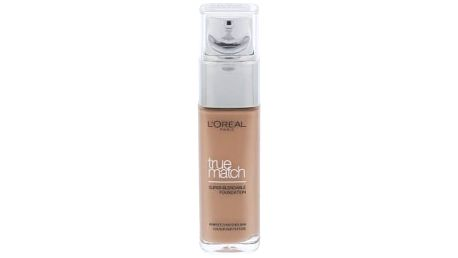 L´Oréal Paris True Match SPF17 30 ml makeup pro ženy D5-W5 Golden Sand