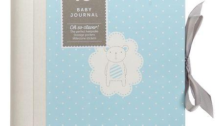 Knížka pro syna Baby Journal
