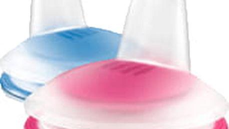 AVENT Náhradní hubičky pro první doušky Premium (2 ks) - modrá