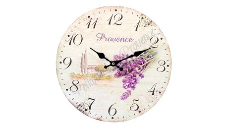Retro hodiny Provence!