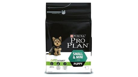 Purina Pro Plan SMALL & MINI PUPPY 3 kg