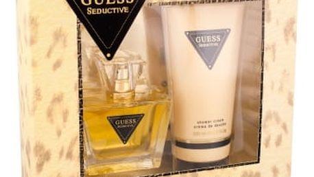 GUESS Seductive dárková kazeta pro ženy Edt 75ml + 200ml sprchový krém