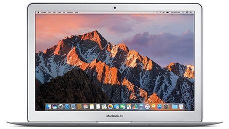Notebook Apple MacBook Air 13 128 GB - silver (MQD32CZ/A)