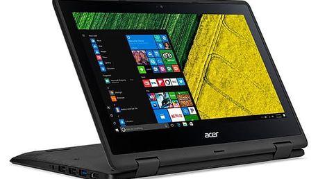 Notebook Acer Spin 1 (SP111-31-C5ZR) černý (NX.GMBEC.001)