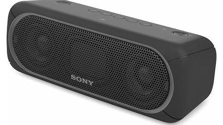 Přenosný reproduktor Sony SRS-XB30B černé