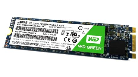 Western Digital Green M.2 240GB (WDS240G1G0B)