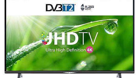 Televize GoGEN TVU 49V298 STWEB černá