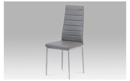 Jídelní židle DCL-117 GREY Autronic