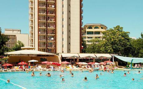 Bulharsko - Slunečné Pobřeží na 6 až 8 dní, all inclusive s dopravou letecky z Košic nebo Prahy