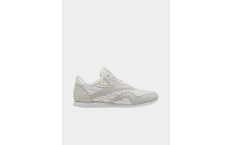 Boty Reebok Classic CL NYLON SLIM ARCHITECT Šedá