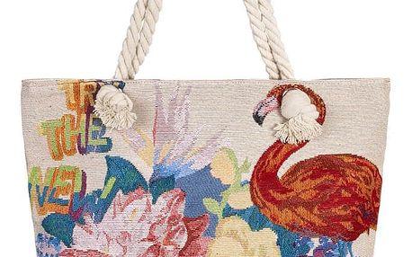 Fashion Icon taška s plameňáky VK0204-01
