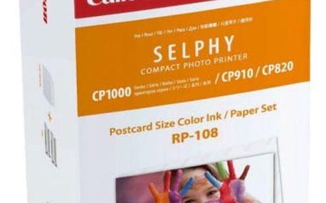 Fotopapír Canon RP-108 + inkoustová náplň (8568B001AA)